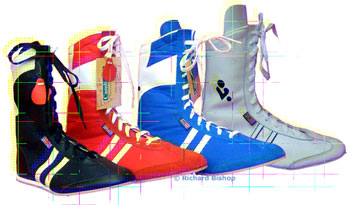 Click to see our full range of boxing boots